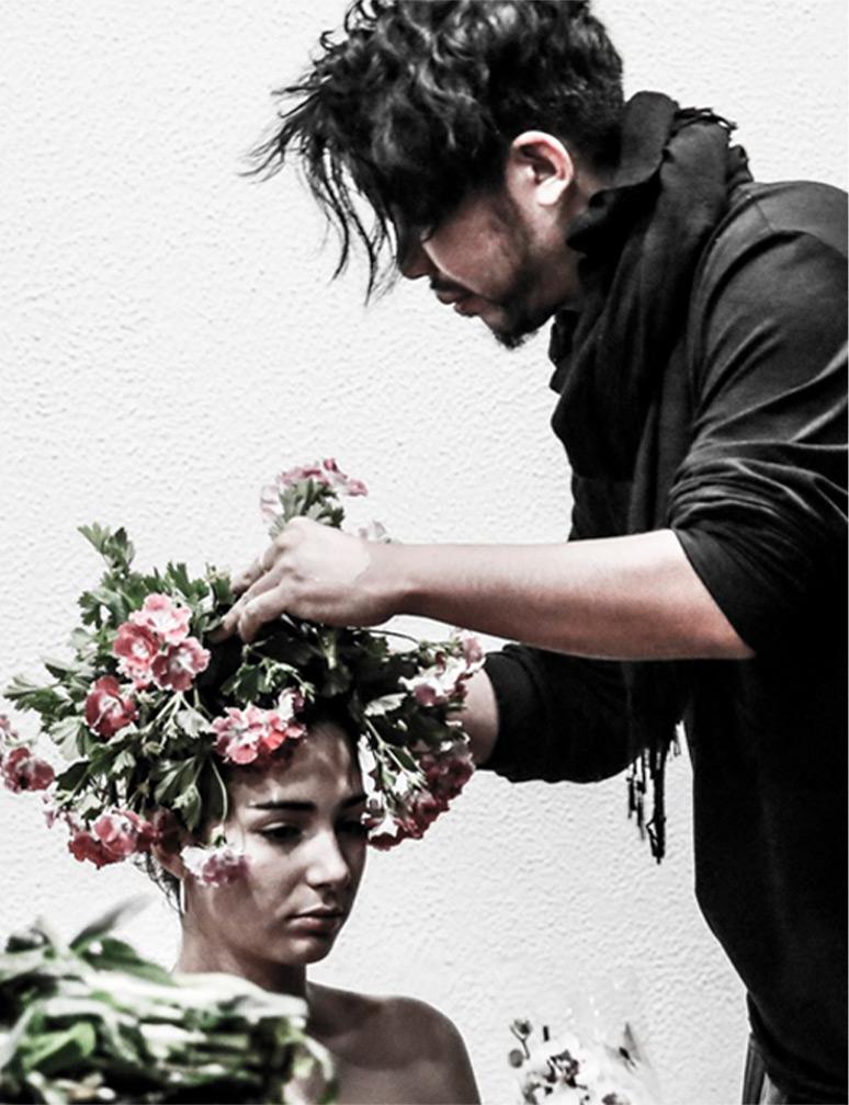 Flower Artist Hikaru Seino
